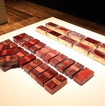 Bricks Made from the Blood of a Butchered Cow